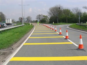 Horizontal Road Markings
