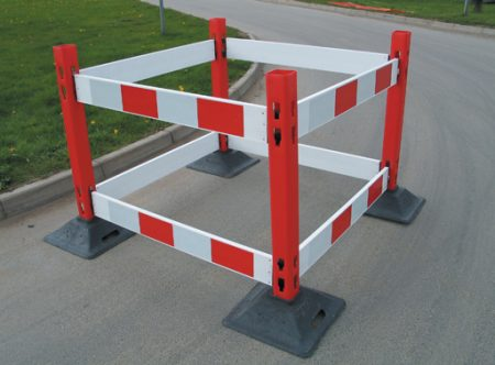 Barriers & Temporary Signs